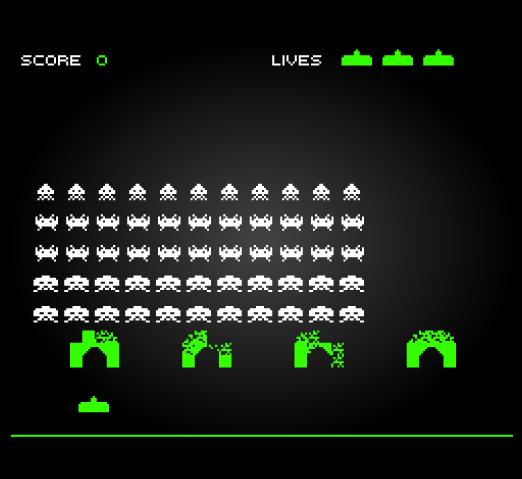 02_schermata spaceinvaders